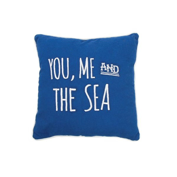 "Kuschelkissen ""You me and the Sea"""